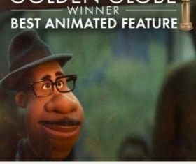皮克斯动画新作《心灵奇旅》获得最佳动画长片大奖