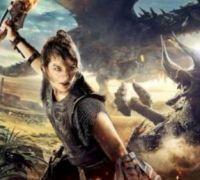 《怪物猎人》电影与游戏经典场面对比 将于3月26日日本上映