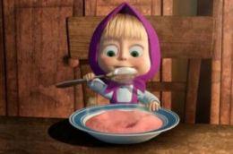 """俄国民动画《玛莎和熊》主人公却被指是""""民族主义者"""""""