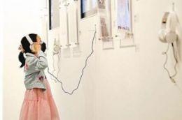 第二届全国动漫美术作品展举行