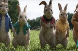 《比得兔2:逃跑计划》:英式皮囊下的美式动画