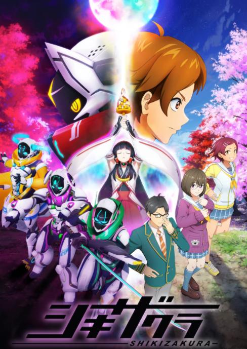 全新原创动画《四季樱》已经预定2021年10月开播