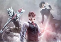 漫画名作《血界战线》全新舞台剧官方定妆海报 10月开演