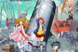TV动画《逆转世界的电池少女》官方公开本作OP&ED的相关情报